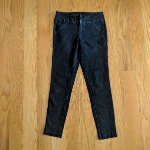 Maurices Dark Wash Denim Trousers